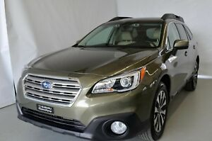 2015 Subaru Outback 3.6R Limited & Tech Pkg