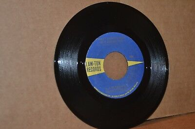 L.J. REYNOLDS & CHOCOLATE SYRUP: WHAT'S A MATTER BABY; MINT- NORTHERN SOUL 45