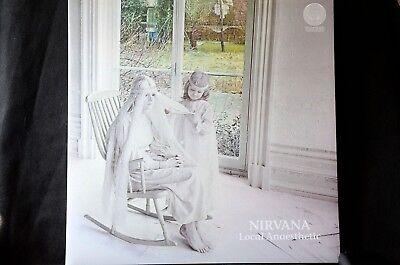 "Nirvana Local Anaesthetic Vertigo Psych reissue 12"" vinyl LP New"