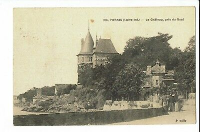 CPA - Carte postale-France - Pornic - Son Château  -S1999