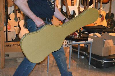 Fender Vintage 1950 TELECASTER Termómetro Funda Rareza Tweed Reissue Pvp Super