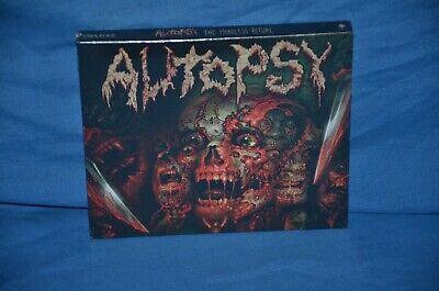 Autopsy 'The Headless Ritual' Slipcase. Repulsion, Death, Abscess