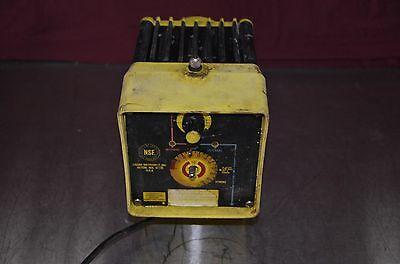 Milton Roy Lmi Metering Pump