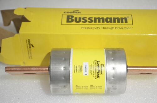 LPJ-400SP Fuse Bussmann 400 Amp BUSSMANN Class 600V Time Delay New 400A 600