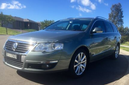 2007 Volkswagen Passat TDI turbo Maitland Maitland Area Preview