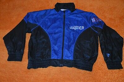 NBA ORLANDO MAGIC PRO PLAYER JACKET 90's RARE ! gebraucht kaufen  Versand nach Germany