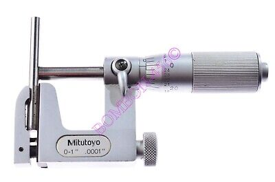 Mitutoyo Multi Anvil Micrometer No 117-107 - Vgc