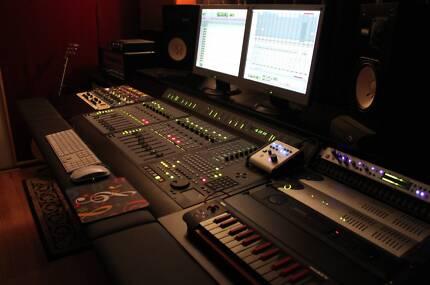 Norman Solander Studios - Music Production & Recording Services