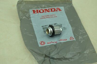 NEW Genuine Honda OEM - Single Wheel Lug Nut with Retainer - 90381-SV1-981