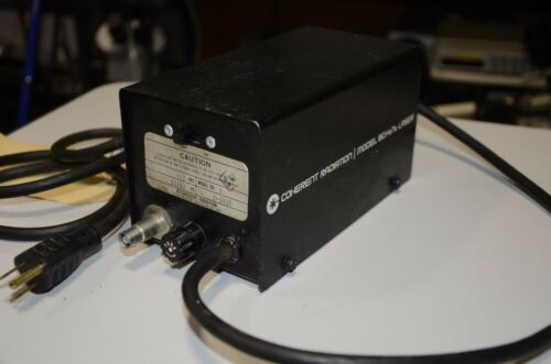 Coherent Radiation 80-2 80 HeNe Laser Source