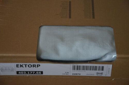 NEU IKEA Bezug EKTORP 3er Sofa nordvalla hellblau 403.177.66 Couch 3-Sitzer OVP