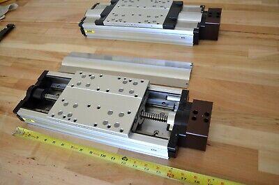 16 Parker 406xr Linear Precision Ground Ballscrew Actuator Nema23 - Cnc Z-axis