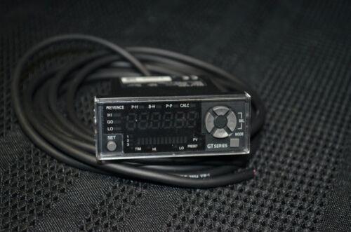 KEYENCE GT-75AP DIGITAL CONTROL SENSOR AMPLIFIER