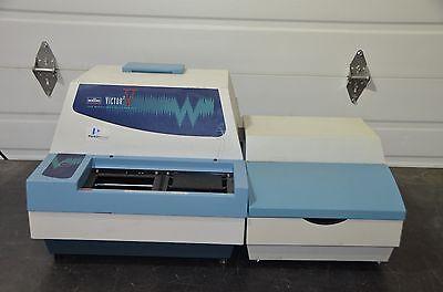 Wallac Victor2 1420 Multilabel Counter W Liquid Injector Model 1420-252