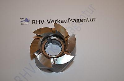 Walzenstirnfräser ca.Ø80x45 W, DDR PAS, HSS, RHV6991,