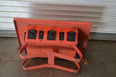 Power First Power Distribution Box 50a 120240v Spider Box
