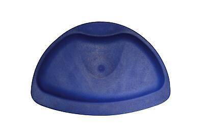 RIDDER Kopfpolster Comfort 20x30cm ultramarinblau Nackenpolster Badewannenkissen