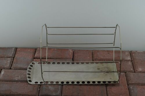 Ritter / Midmark M11 Ultraclave Tray Plate & Wire Rack Combo
