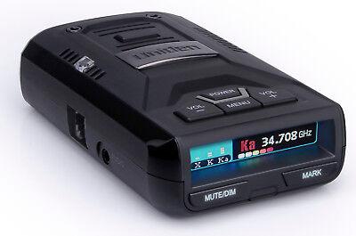 Uniden R3 Extreme Long Range Radar Laser Detector w/GPS & Voice Alerts