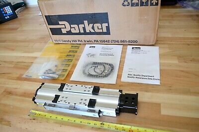 New 14 Parker 404xr Linear Actuator Precision Ground Ballscrew Nema23 Nib -cnc