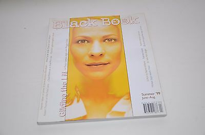 1999 Black Book Fashion Magazine Lili Taylor Model Cover Premier & 1st Issue