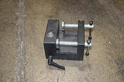 Cnc Laser Marking Metal Table Top Vise Holder 4 X 4.5 Inches