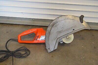 Husqvarna K3000 Drywet 14 Inch Electric Concrete Cut Off Saw