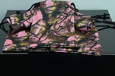 Pink Realtree Camo Sunglass Case,Microfiber,Eyeglass,red neck (Redneck Sunglasses)
