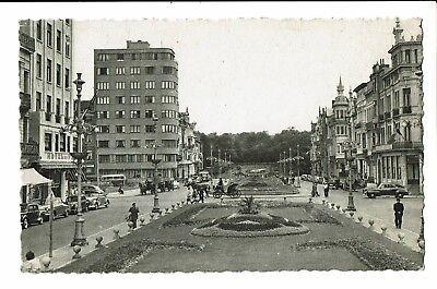CPA - Carte postale - BELGIQUE -  Oostende - Avenue Léopold --S3650