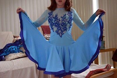 Ballroom Dress  for girl 8-10 years old - Ballroom Dresses For Girls