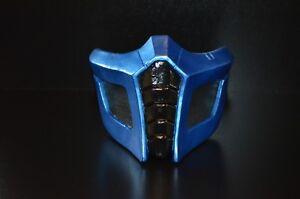 MK9 Frosty Alternate mask costume cosplay Sub Zero Mortal kombat MK9 MKX