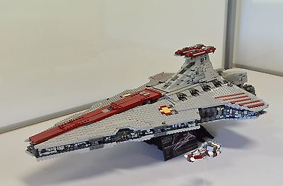 Presale Ucs Lego Star Wars Venator Class Star Destroyer   All Parts Included