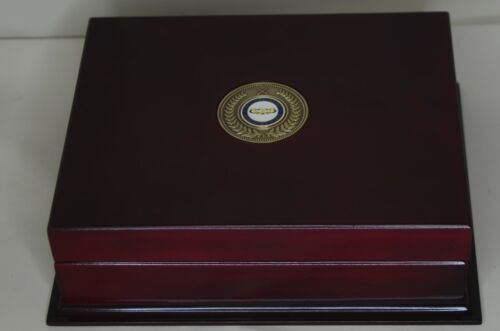 Windermere Country Club Poker Chips & Cards In Wooden Case