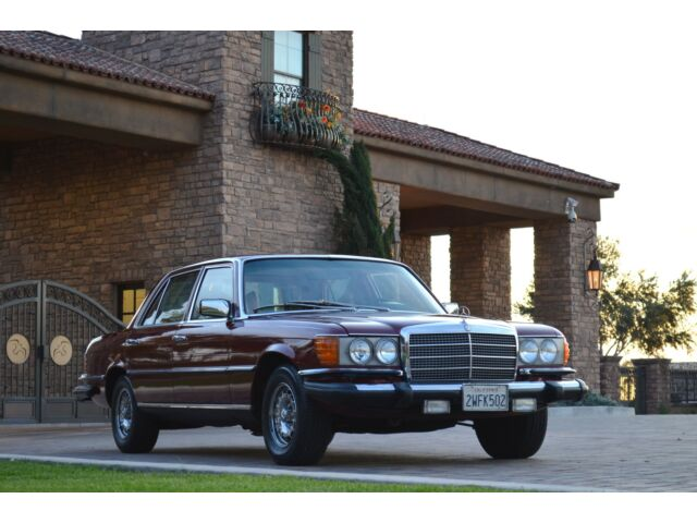1979 mercedes 450sel v8 gorgeous 1 owner exceptional for Beverly hills mercedes benz used cars