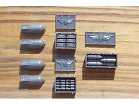NEU//OVP Warhammer 40k Munitorum Munitions Hub