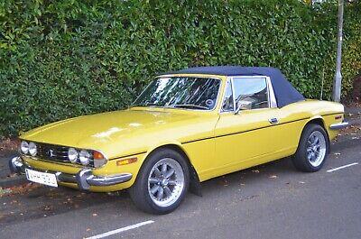 1971 Triumph Stag 3.5 V8