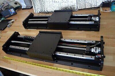 Adept Automation Linear Ballscrew Actuator Nema34 Heavy-duty - Aerotech Ats5000
