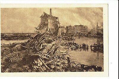 CPA-Carte postale  Belgique Ieper-Ypres Panorama de la Bataille de l'Yser-S1064