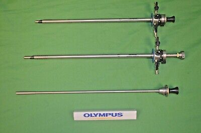 Olympus Long Resection Set 27 Fr Wa22018awa22019a - A Excellent Condition