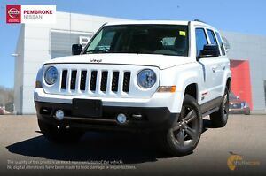 2016 Jeep Patriot Sport/North 2016 Jeep Patriot Sport 75th An...