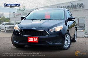 2015 Ford Focus SE 2015 Ford Focus SE sedan