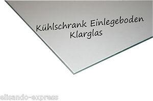 Kühlschrank Einlegeboden : Kühlschrank einlegeboden glasboden glasplatte fach b 49 7 cm x t 12