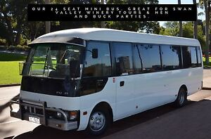 Bus & Coach Charter. GET THE BEST DEALS USEING AN OWNER OPERATOR. Perth Perth City Area Preview