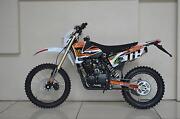 250cc Dirt Bikes