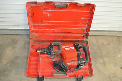 Hilti Te 800-avr Electric Demolition Hammer Chiseling Breaker 120v