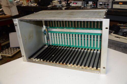Grossenbacher Voumard CNC FMS-5 88 61 12 2 24 DC VME Rack & BackPlane