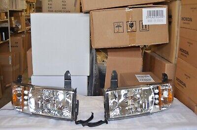 94-01 Dodge Ram LED Chrome Headlight Assembly (Driver & Passenger) 10HLA3701AWT