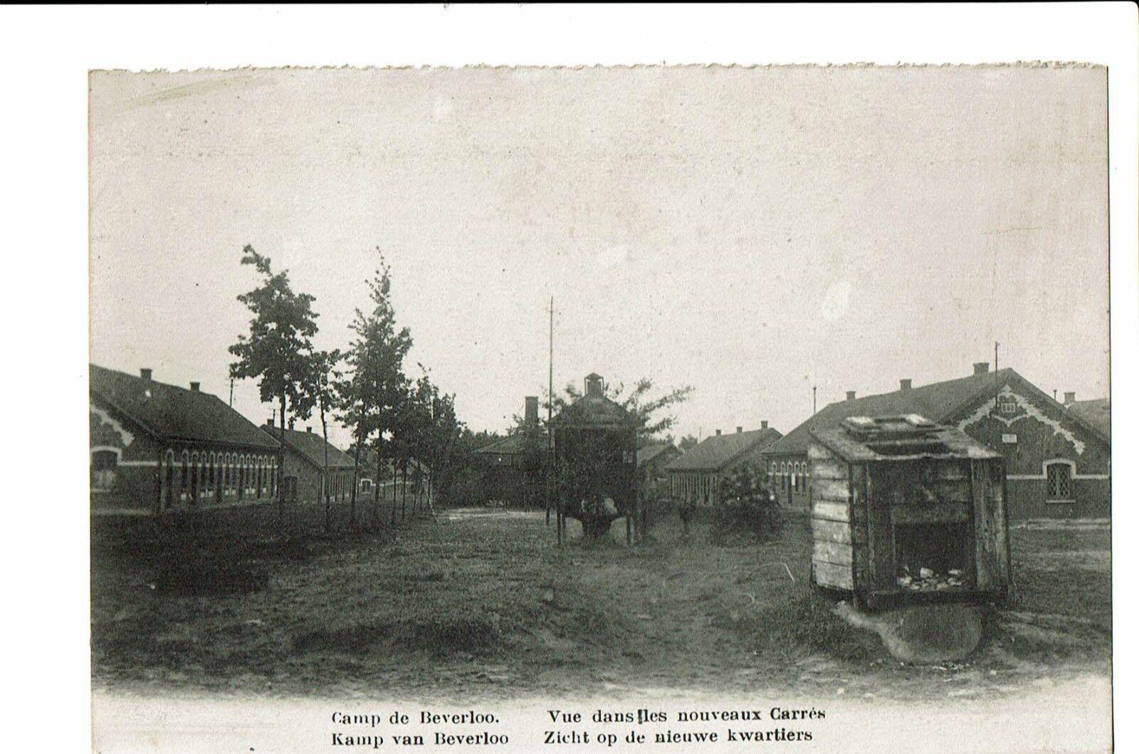 CPA-Carte postale - Belgique  Camp de Beverloo - Nouveaux Carrés  - S2803