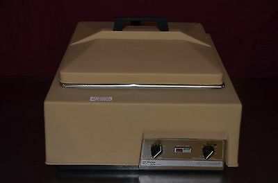 Fisher Scientific Model 137 Versa-bath Heated Water Bath Pn 15-458-112
