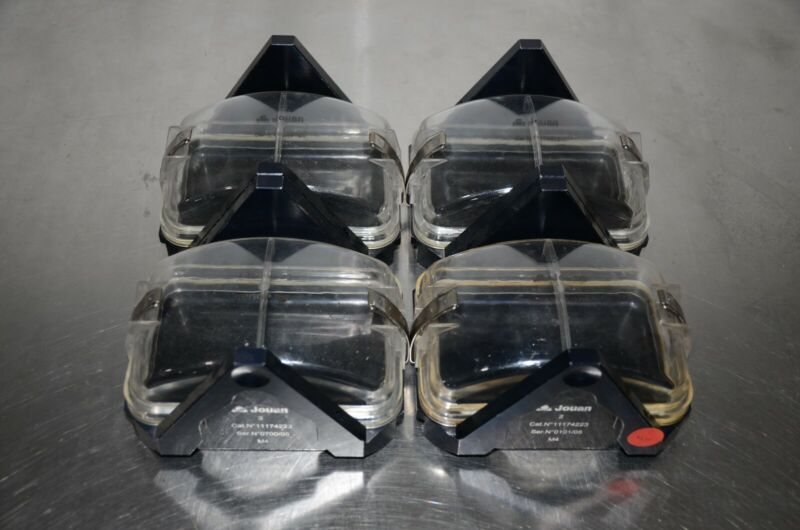 Jouan 11174223 Centrifuge Microplate Swing Bucket LOT OF 4